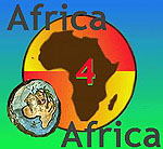 Africa4Africa is a global festival in Africa, from Africa for Africa, to battle AIDS/HIV