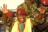 President Moussa Dadis Camara