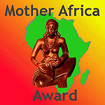 Mother Africa Award Banner