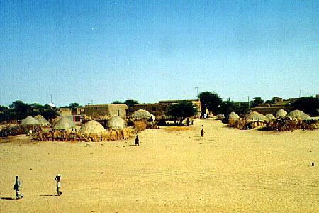 **من عجائب الدنيــــــــــــــا ** Timbuktu
